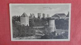 Luxembourg >  Tours Du Rham=ref 2406 - Postcards