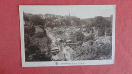 Luxembourg > Grund Et Ville Haute=ref 2406 - Postcards