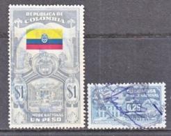 COLUMBIA   REVENUES    (o) - Colombia