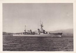 BATEAU DE GUERRE--COLBERT---croiseur De 10.000 Tonnes--voir 2 Scans - Guerra