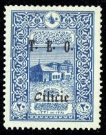 CILICIE 1919   Bureau De Poste D´Istanboul   20 Pa  . - Surcharge T.E.O. Cilicie   Yv 69 * MH - Cilicia (1919-1921)