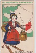 LES PROVINCES FRANCAISES - SAVOIE DAUPHINE - EDITION DES PRODUITS ECLIPSE - Rhône-Alpes