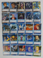 Gundam Sunrise Crusade  : 25 Japanese Trading Cards - Trading Cards