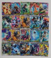 Daikaiju Rush Ultra Frontier  : 20 Japanese Trading Cards - Trading Cards
