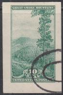 UNITED STATES     SCOTT NO. 797    USED   YEAR  1937