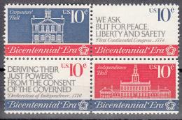 UNITED STATES     SCOTT NO. 1546A      MNH      YEAR  1974