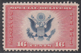 UNITED STATES     SCOTT NO. CE2    MINT HINGED        YEAR  1936
