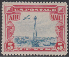 UNITED STATES     SCOTT NO.  C11     MINT HINGED       YEAR  1928