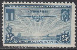 UNITED STATES     SCOTT NO.  C20     MNH      YEAR  1935
