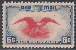 UNITED STATES     SCOTT NO.  C23    MINT HINGED     YEAR  1938