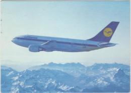 Avion  Lufthansa Airbus A 310 - 1946-....: Moderne