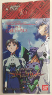 """Evangelion """" The Angels Are Back Again """" Pack Of 5 Cards ( Japanese ) - Trading Cards"""
