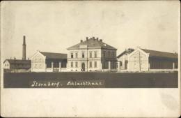 Photo Cp Sternberg Sulzdorf In Unterfranken, Blick Auf Das Schlachthaus - Other
