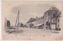 COUDEVILLE - Pension De Famille - Sonstige Gemeinden