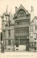 76 ROUEN. Promotion : Eglise Saint-Maclou Presbytère. Affiche SUZE - Rouen