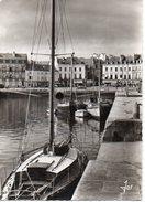 56 VANNES - Vue Sur Le Port Où S'abritent De Nombreux Bateaux De Plaisance - 5211 - Editions JOS - Vannes
