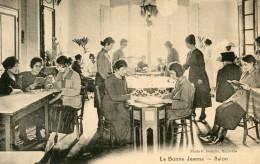 JEUX DE DAMES(MARSEILLE) - Cartes Postales