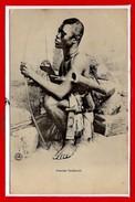 AFRIQUE --  SOUDAN - Guerrier - Soudan