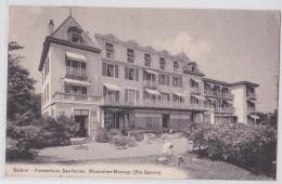 Salève - Formations Sanitaires, Monnetier-Mornex (Haute-Savoie) - France