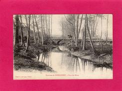 27 EURE, Environs De BREUILPONT, Pont De Merey, Animée, Cavalier, 1919, (A. Lavergne) - Sonstige Gemeinden