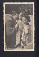 Dt. Reich AK Adolf Hitler Der Führer Am Hintersee Bei Berchtesgaden - Historische Persönlichkeiten