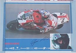 Ducati 996 Superbike 1998 Chili Manifesto Poster Originale - Genuine Vintage Poster - Affiche Originale - Originalposter - Altri
