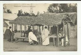 MADAGASCAR  . TAMATAVE . LE MARCHE DE TANAMBAO - Madagaskar