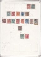 Italie - Collection Vendue Page Par Page - Timbres Oblitérés - Qualité B/TB - Italien