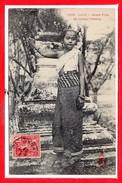 ASIE - LAOS -- Jeune Fille De Luang Prabang - Laos