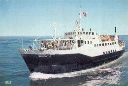 Belle Ile En Mer (56) - Le Guerveur - Bateau - Belle Ile En Mer