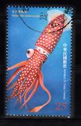 China-Taiwan, Formosa 2012 Mi Nr 3765 ; Zeevis , Seefish, Zegel Uit Blok