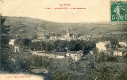 Tarn - Monesties - Vue Générale - Monesties