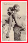 AFRIQUE -- DAHOMEY --  Femmes Dahoméennes - Dahomey