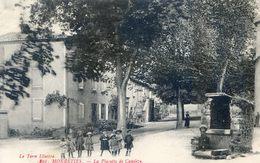 Tarn - Monesties - La Placette De Candèze - Puits - Monesties