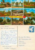 Gruga-Park, Essen, Germany Postcard Posted 1982 Stamp - Essen