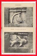 AFRIQUE -- DAHOMEY -- Bas Reliefs Au Palais Des Rois - Dahomey