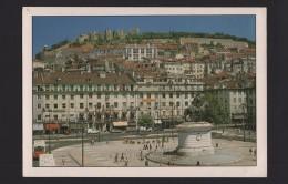 Postcard 1990years PORTUGAL LISBOA LISBON LISBONNE PRAÇA DA FIGUEIRA - Lisboa