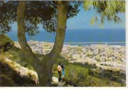 HAIFA - Panorama On The Slopes Of Mt. Carmel - Israel