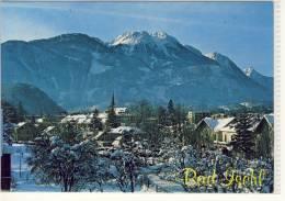 BAD ISCHL - Panorama Im Winter - Bad Ischl