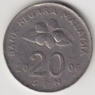 @Y@   Maleisie  20 Sen  2006  (4201) - Malaysie