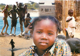 Children, Cabo Delgado, Mozambique Postcard Unposted - Mozambique