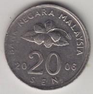 @Y@   Maleisie  20 Sen  2006  (4214) - Maleisië