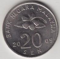 @Y@   Maleisie  20 Sen  2009  (4223) - Malaysie