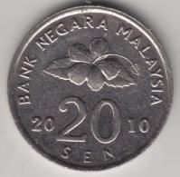 @Y@   Maleisie  20 Sen  2010  (4226) - Maleisië