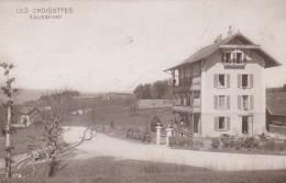 LES CROISETTES Sur LAUSANNE - Clinique Du Docteur Cevey   ( Rare ) - VD Vaud