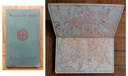 Milan En 1906. Milano Nel 1906 Edizione In Francese. - Altri