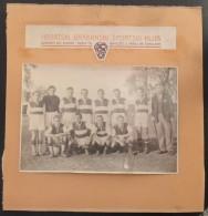 HRVATSKI GRADJANSKI SPORTSKI KLUB OSIJEK, ORIGINAL FOTO - Deportes