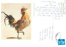 Johannes Teyler, Art Painting Postcard Posted 2004 Stamp - Schilderijen
