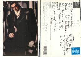Tamara De Lempicka, Art Painting Postcard Posted 2004 Stamp - Malerei & Gemälde