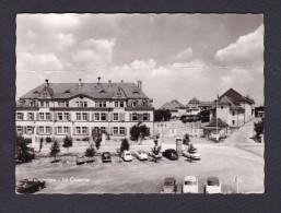CPSM WEINGARTEN - La Caserne ( Forces Francaises En Allemagne Bel Ensemble Automobile Panhard Dyna Citroen 2CV ... - Altri
